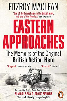 Eastern Approaches book cover