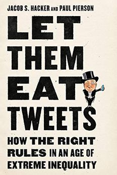 Let them Eat Tweets book cover