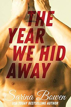 The Year We Hid Away book cover