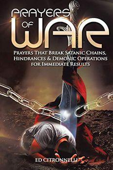 Prayers of War book cover