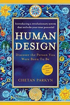 Human Design book cover
