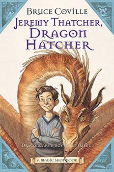 Jeremy Thatcher, Dragon Hatcher book cover