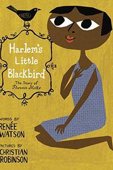 Harlem's Little Blackbird book cover