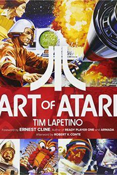 Art of Atari book cover