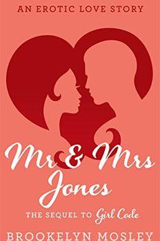 Mr. & Mrs. Jones book cover