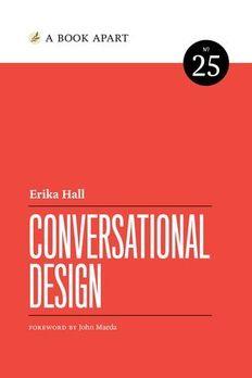 Conversational Design book cover