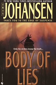 Body of Lies book cover