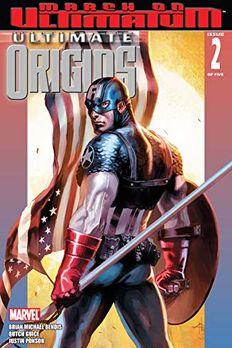 Ultimate Origins #2 book cover