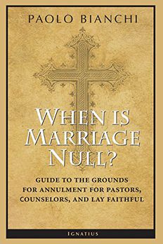 When Is Marriage Null? book cover