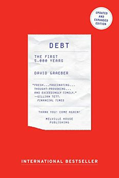 Debt - Updated and Expanded book cover