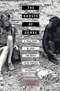 The Ghosts of Gombe book cover