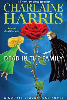 Dead in the Family book cover