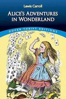 Alice in Wonderland book cover