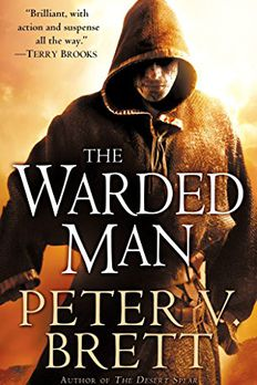 The Warded Man book cover