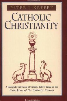 Catholic Christianity book cover