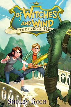 Of Witches and Wind book cover