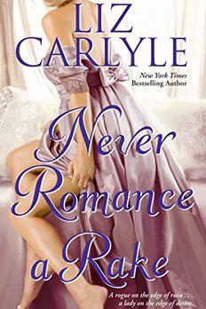 Never Romance a Rake book cover
