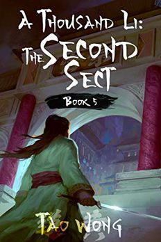 The Second Sect book cover