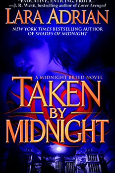 Taken by Midnight book cover
