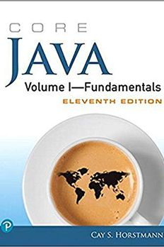 Core Java Volume I--Fundamentals book cover