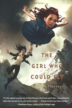 The Girl Who Could Fly book cover