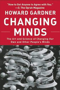 Changing Minds book cover