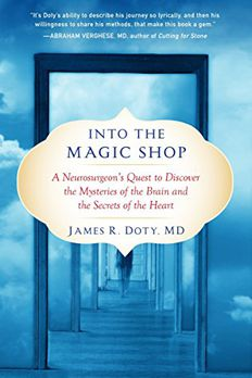 Into the Magic Shop book cover