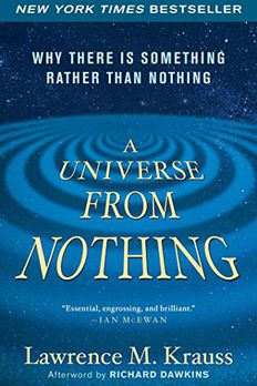 A Universe from Nothing book cover