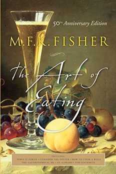 The Art of Eating book cover