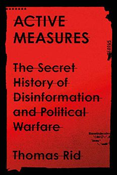 Active Measures book cover