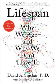 Lifespan book cover