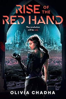 Rise of the Red Hand book cover