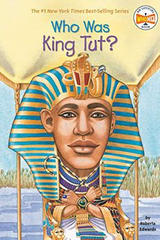 Who Was King Tut? book cover