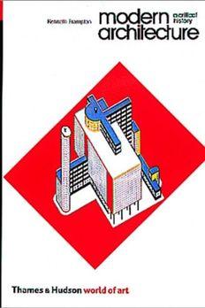 Modern Architecture book cover
