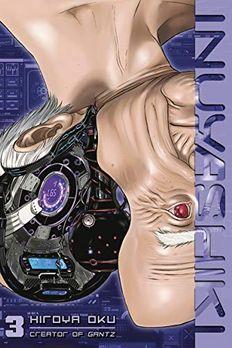 Inuyashiki, Vol. 3 book cover