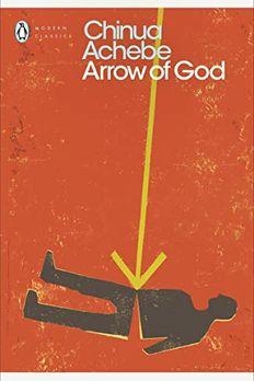 Arrow of God book cover
