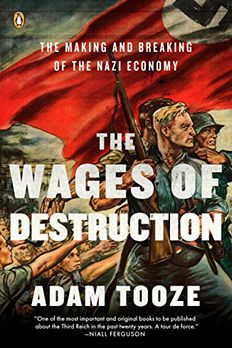 The Wages of Destruction book cover