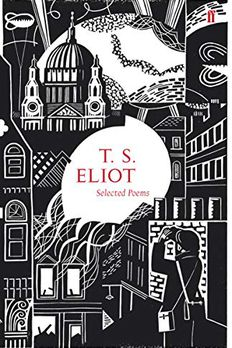 Selected Poems of T. S. Eliot book cover