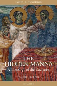 The Hidden Manna book cover