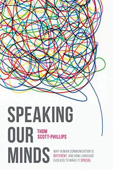 Speaking Our Minds book cover