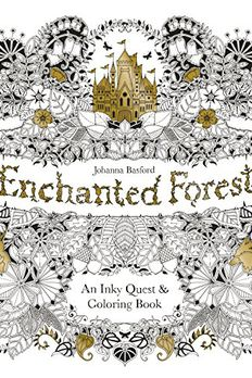 Enchanted Forest book cover