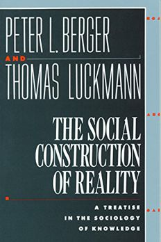The Social Construction of Reality book cover