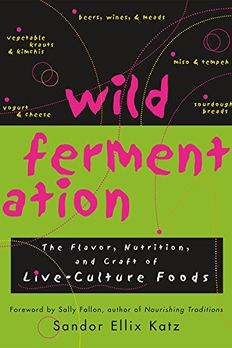 Wild Fermentation book cover