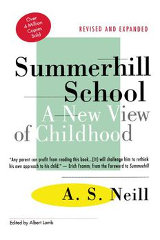 Summerhill School book cover
