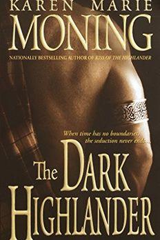 The Dark Highlander book cover