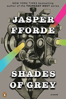 Shades of Grey book cover