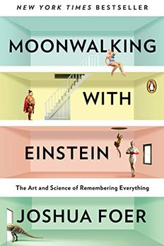 Moonwalking with Einstein book cover