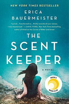 The Scent Keeper book cover