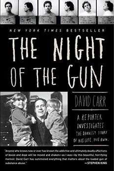 The Night of the Gun book cover