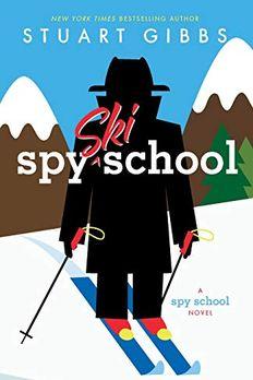 Spy Ski School book cover